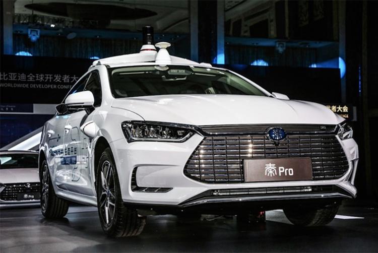 王传福:2035年汽车将全面进入智能化