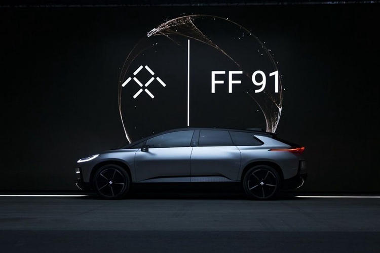 ▲ FF 91