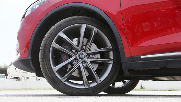 轮胎和刹车