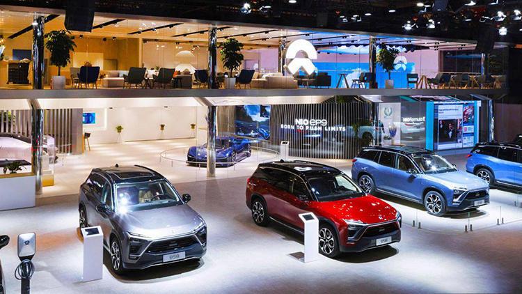 销量,蔚来,蔚来低价位车型ET5,蔚来ET7 上市计划推迟
