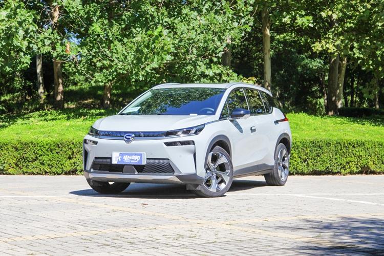 满电高速能跑410公里 实测广汽新能源Aion V 80 MAX版