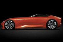 Karma推出首款电动跑车 造型酷炫