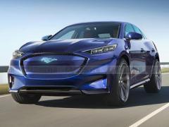 跨界造型 福特电动SUV将于11月17日首发