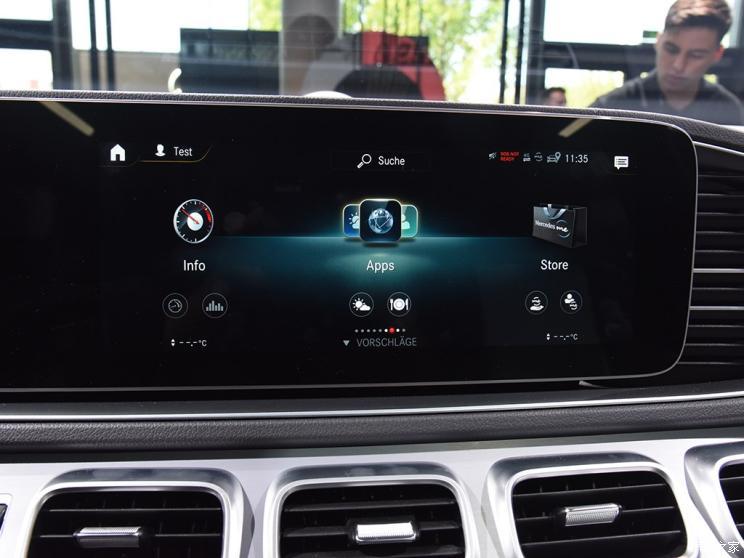 奔驰(进口) 奔驰GLE 2020款 GLE 400 d 4MATIC 轿跑SUV
