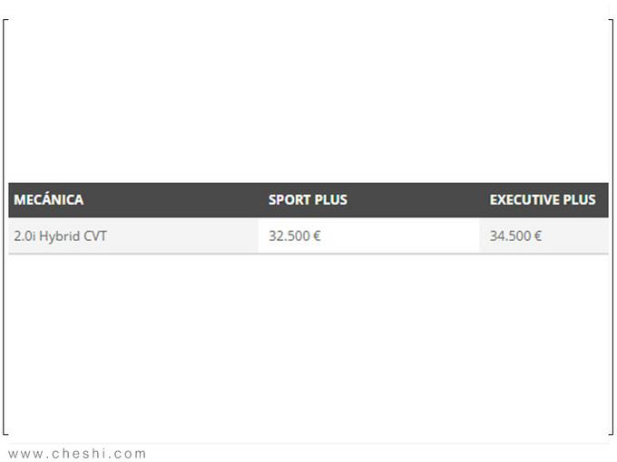 斯巴鲁XV混动版售价曝光搭2.0L引擎/配置升级-图11